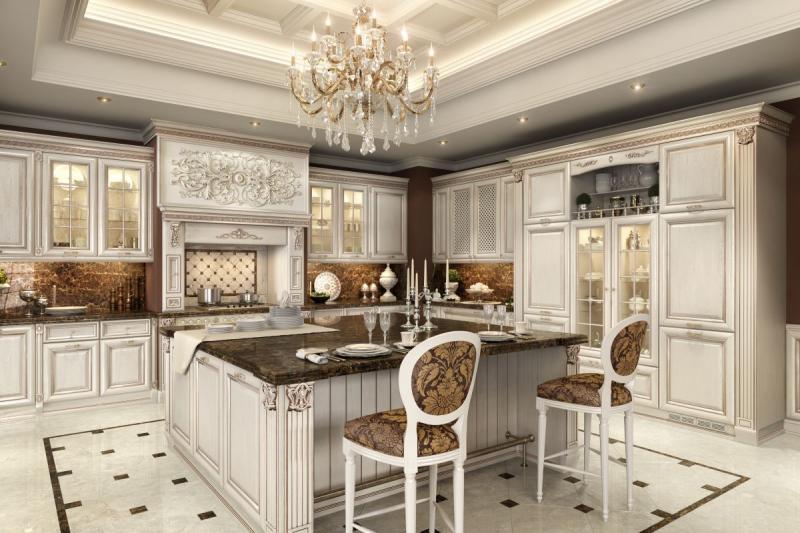 Купить итальянские мебельные фасады в СПб